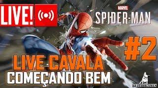 LIVE - SPIDER MAN - COMEÇANDO BEM E ARREBENTANDO TUDO! - PARTE 2