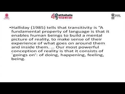 Imtiaz Systemic Functional Linguistics