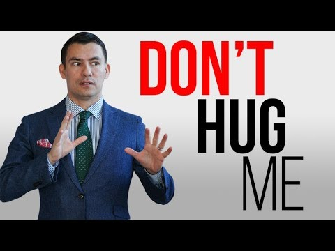 How To Avoid Awkward Greetings? Long Man Hugs And Sweaty Handshakes | RMRS