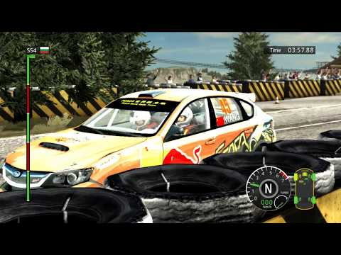 WRC FIA World Rally Championship: Bulgaria Rally 2010 Part2