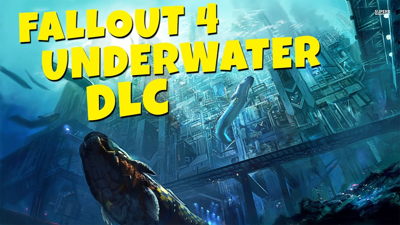 fallout 4 underwater dlc speculation youtube. Black Bedroom Furniture Sets. Home Design Ideas