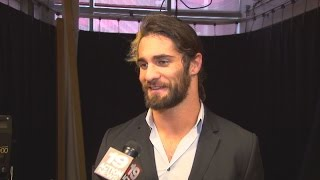 Baixar Seth Rollins on CM Punk's UFC debut, Brock Lesnar's contract, Sting, more