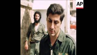 SYND 22 10 78 INTERVIEW WITH CHRISTIAN MILITIA LEADER BASHIR GEMAYEL