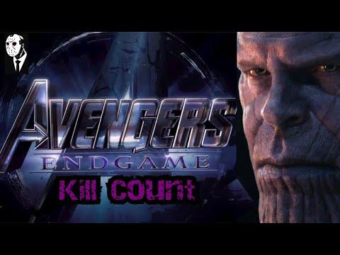 Avengers Endgame Kill Count