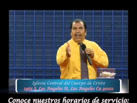 Lo que es vivir la realidad del Evangelio, pastor Rafael Rodriguez 12 24 2014