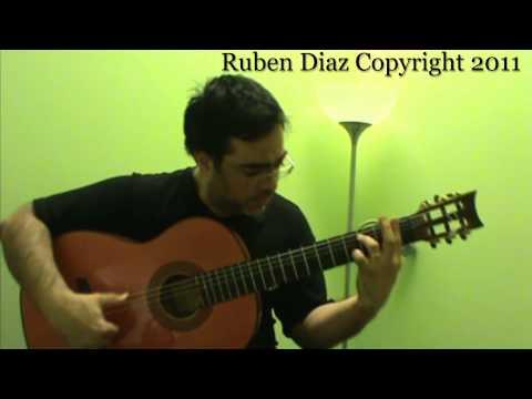 Practice as an Interactive way to play falsetas GFC Malaga Advanced Lesson  Ruben Diaz