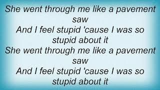 Big Black - Pavement Saw Lyrics