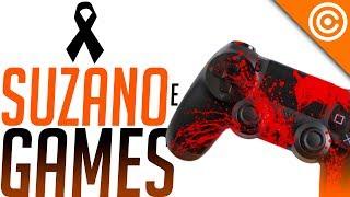 Suzano NÃO foi culpa dos VIDEO GAMES