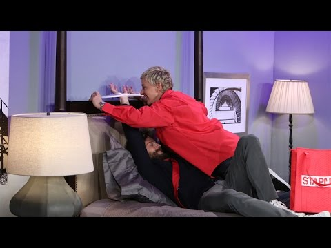 'Fifty Shades Darkest,' Starring Ellen DeGeneres & Jamie Dornan