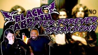 BLACK SABBATH After Forever Reaction!!!