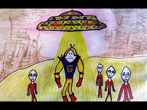 My Alien Abduction UFO event ~ Defending the Bigfoot Woo!