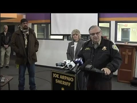 """Campaign to recall """"America's toughest sheriff"""""""