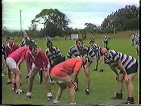 Alex Sports Club Rugby XV Vs Banket 1988 as seen on facebook group - Zim Vids