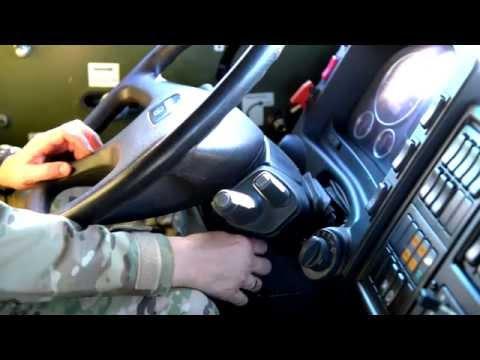 Forsvaret Pansrer Trafiksikkerheden