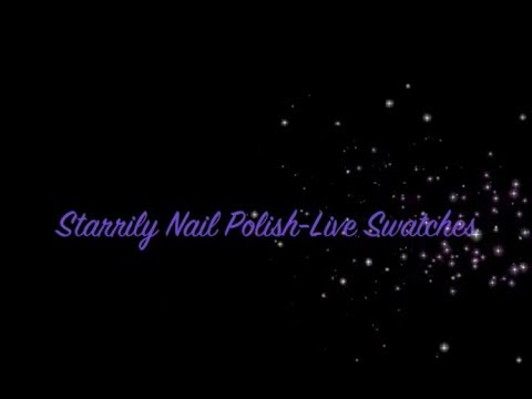 Starrily Nail Polish Collection