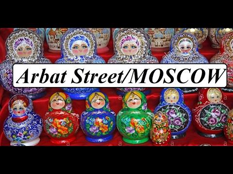 Russia/Moscow (Arbat Street) Part 7