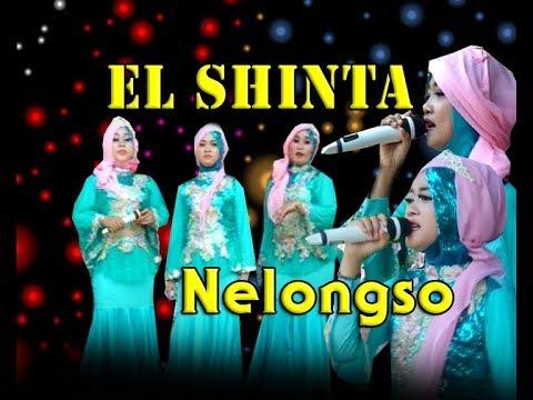 "Nelongso "" EL SHINTA"" Terbaru  Live Megonten"