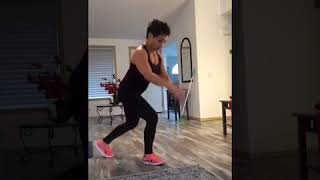 Mah-Ann's Pro Fitness - Glutes/Cardio -MM