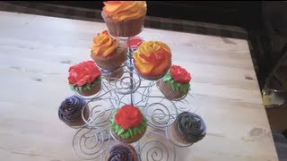 Hvordan lage cupcakes / How to make cupcakes Thumbnail