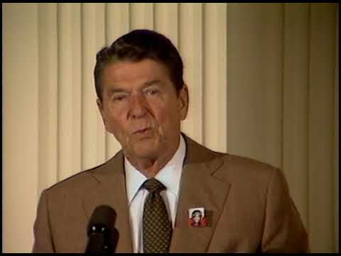 President Reagan's Remarks to Polish Leaders in the State Dining Room on August 17, 1984