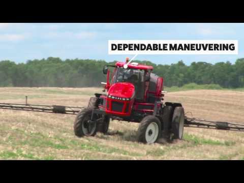Apache Sprayers Dependability