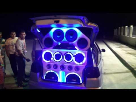coche de 131.0 sonido el segundo premio