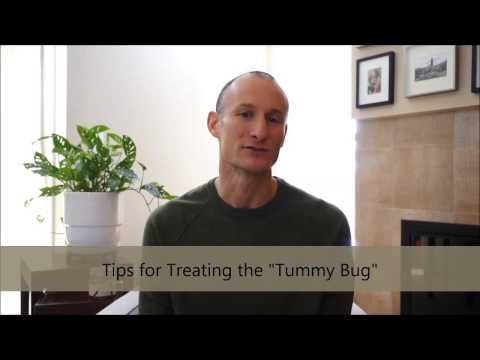 """House Calls with Dr. Roy: Tips for Treating """"The Tummy Bug"""""""