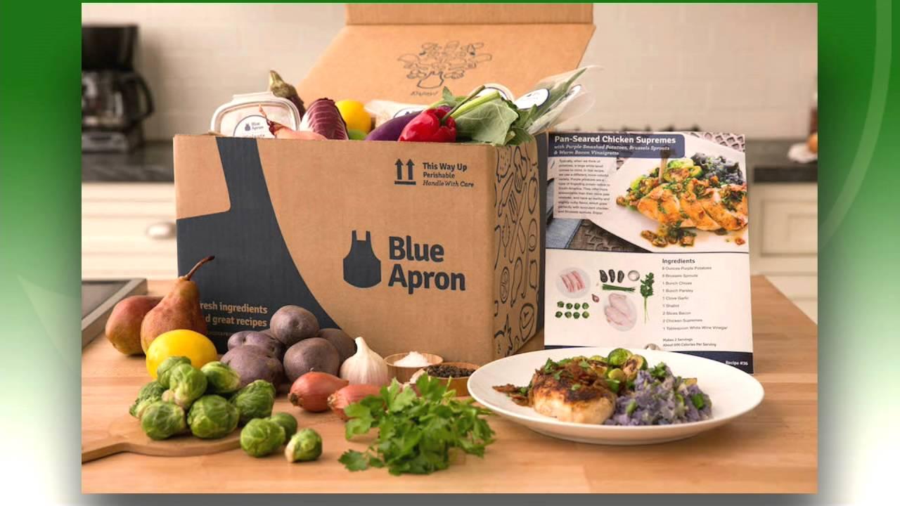 Blue apron diet - Blue Apron Founder Blue Apron Founder Cia Grad Matt Wadiak Visits His Alma Mater