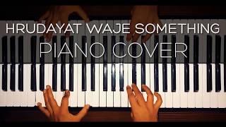 Hrudayat Waje Something (Piano Cover)