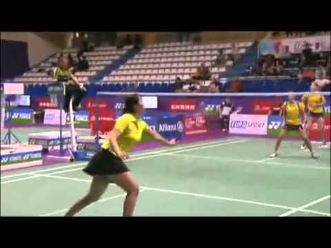 Blazing Indian Badminton Star - Jwala Gutta