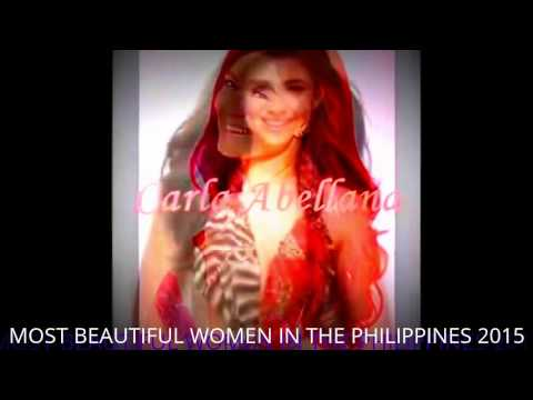 Top 10 Most Beautiful Women In The Philippines 2015 Youtube