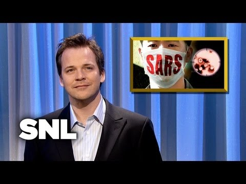 Peter Sarsgaard S Sars Guards Saturday Night Live Youtube