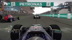 2. Ligarennen » Highlights Malaysia » F1 2014 » PC Sims [HD]