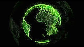 Digital Earth-Tutorial in After Effects - After Effects Tutorial - Keine Plugins