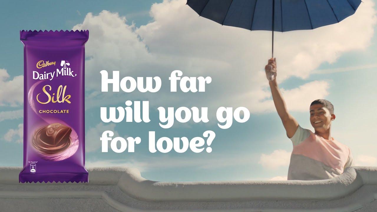 Cadbury Silk: Love