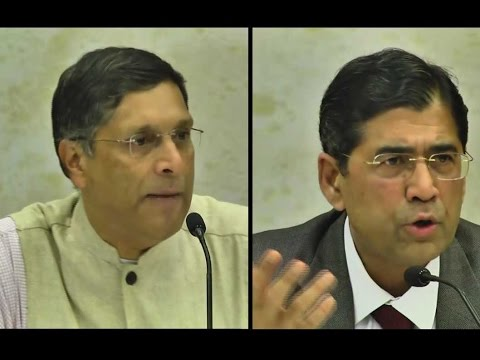 The Vidhi Dialogues II- Dr. A. Subramanian and Mr. A. Datar on Economic Survey and the Union Budget
