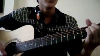 Người Nào Đó- guitar cover ( Han Joo)