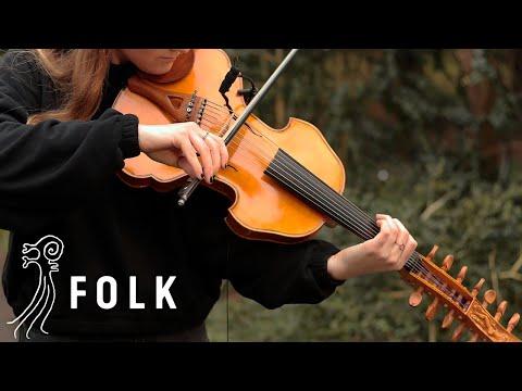Mika Persdotter - improvisasjon på viola d'amore