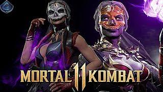 Mortal Kombat 11 Online - EPIC SINDEL KAHN GEAR!