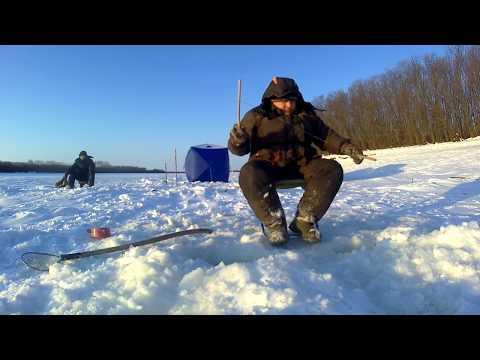 Рыбалка на Нижней Тунгуске в районе Туруханска