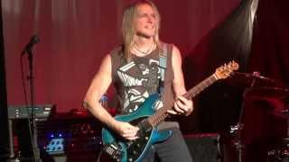 Steve Morse Band opening for Joe Satriani @ House Of Blues New Orleans 2013