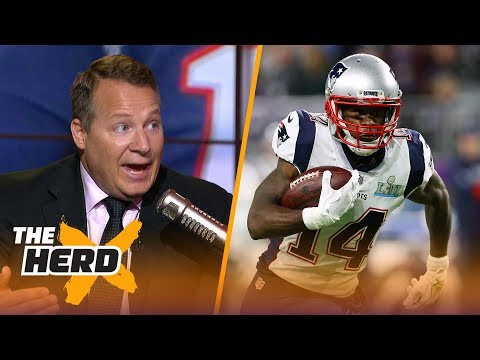 Eric Mangini reacts to the New England Patriots trading Brandin Cooks to the LA Rams | THE HERD