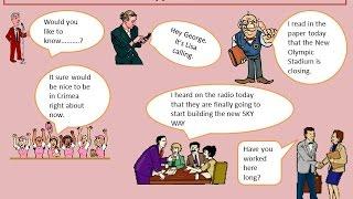 Обучение диалогу на уроке английского языка.