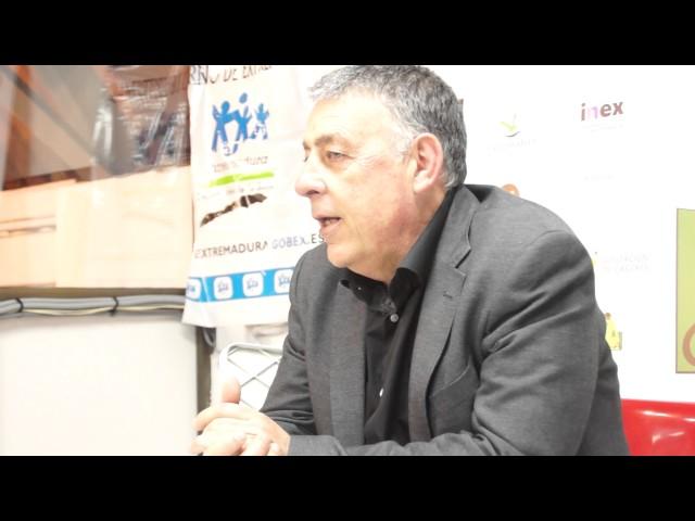 Rueda de prensa postpartido de Ortega ante Al Qázeres