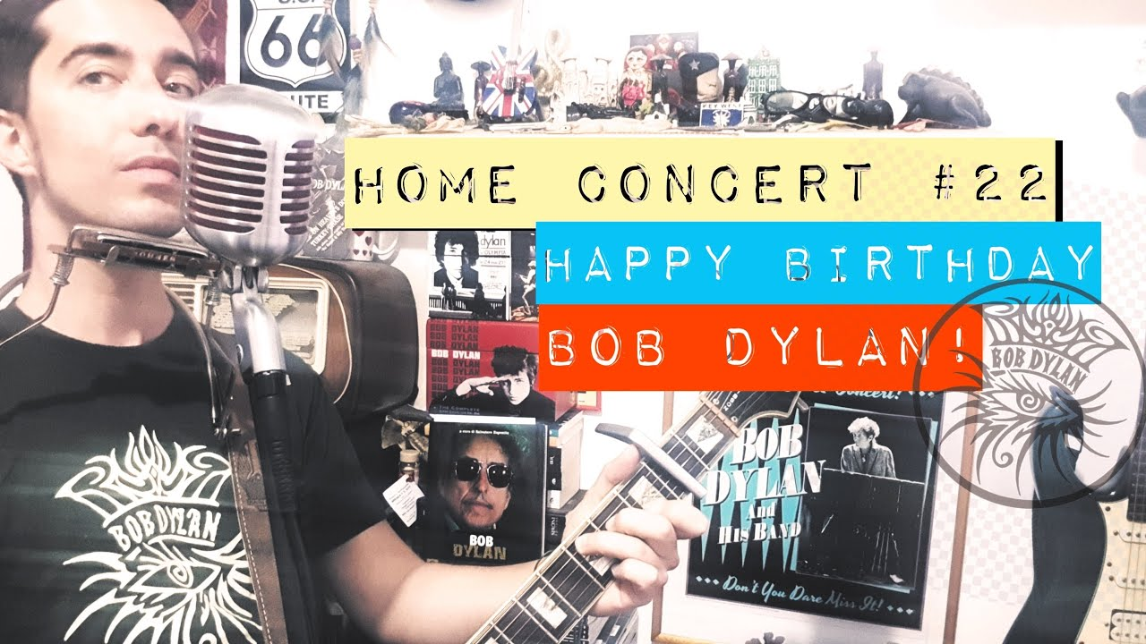Celebrate Bob Dylan's 79th Birthday With These Top Performances ...