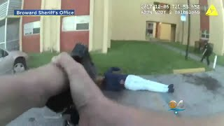 Body Cam Video Captures Tense Moments Leading Up To Deadly Deputy-Involved Shooting