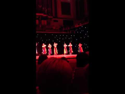 Olivia Robinson ballet Dublin 2
