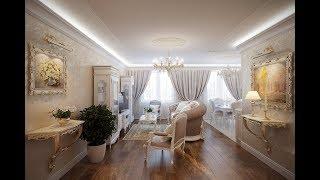 Дизайн интерьера квартиры в ЖК Геометрия Санкт-Петербург заказ на сайте mol4anova.ru
