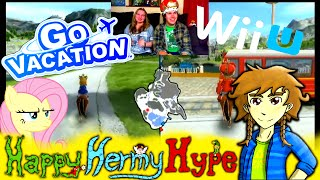 Go Vacation ! Gameplay GER WII U