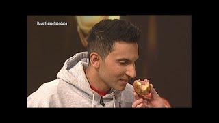 VeganKochkurs mit Attila  TV total